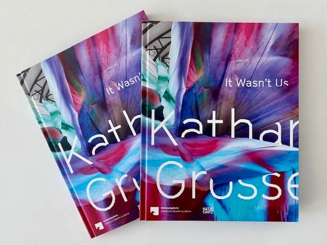 Katharina Grosse - It Wasn't Us (Doppelpack)
